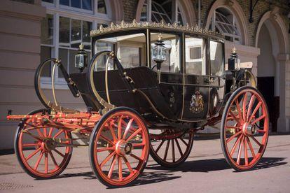 A carruagem escolhida por Meghan Markle para chegar à capela no dia do seu casamento
