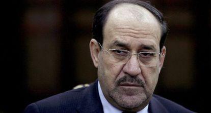O primeiro-ministro iraquiano, o xiita Nuri ao Maliki.