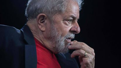 Lula, em foto de arquivo.