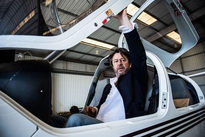 Imagem do episódio 'O aeródromo' da série 'O colapso'. FOTO: FILMIN