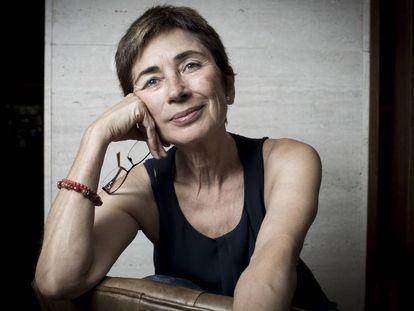 Pilar del Río, presidenta da Fundação Saramago.