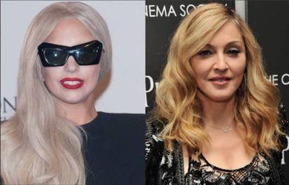 Lady Gaga chegou para tomar o trono de Madonna. Não sabia onde estava se metendo...