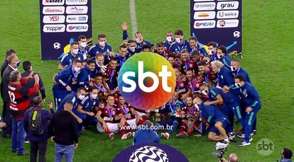 Encerramento do Campeonato Carioca no SBT.