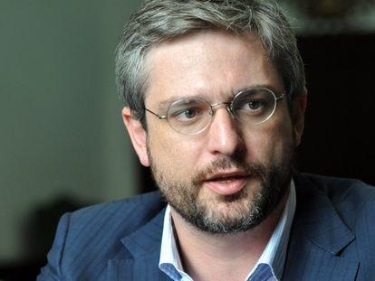 O professor Adriano Massuda, especialista em SUS.
