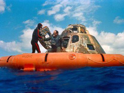 Quase todos os astronautas se divorciaram, Buzz Aldrin caiu no alcoolismo e outros sentiram o chamado de seres sobrenaturais