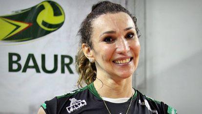Tifanny, a atleta trans que se destaca na Superliga feminina.