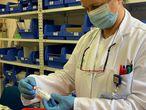 El Hospital Regional de Málaga participa en un ensayo internacional con remdesivir.