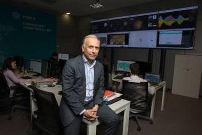 José Antonio Rubio, diretor de Soluções Digitais na Minsait.