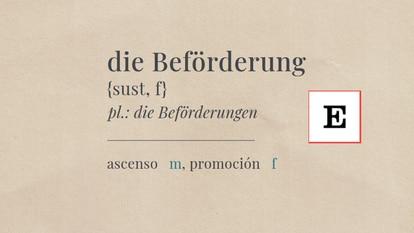 Las mejores oportunidades hablan alemán. Nuevo curso 'online'