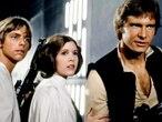 Una imagen de 'La Guerra de las Galaxias' (1977).