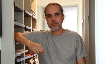 O pesquisador Marcelo Medeiros.