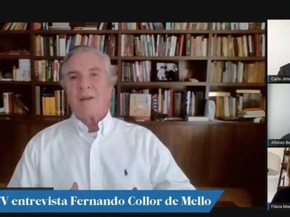 """Collor de Mello: """"Sou contrário a um impeachment de Bolsonaro, um processo vulgarizado no Brasil"""""""