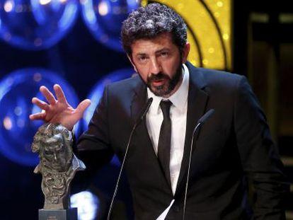 Alberto Rodríguez, con o Goya de melhor direção.