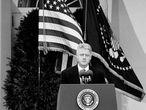 Bill Clinton fue presidente de EE UU en los periodos de 1993-1997 y 1997-2001.