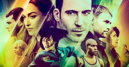 Trailer da segunda temporada de 'Sense 8'.