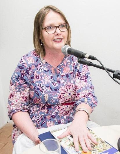 Referência na América Latina em pesquisa sobre mulheres e política, a professora Luciana Panke teve reunião de evento internacional invadida no Zoom.