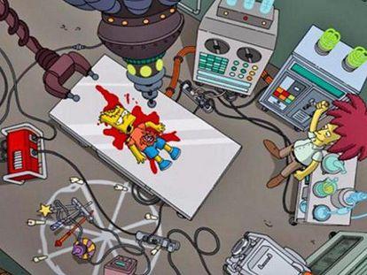 Side Show Bob finalmente matará Bart Simpson após 25 anos tentando