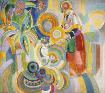 'Portuguesa' (1916), de Robert Delaunay.