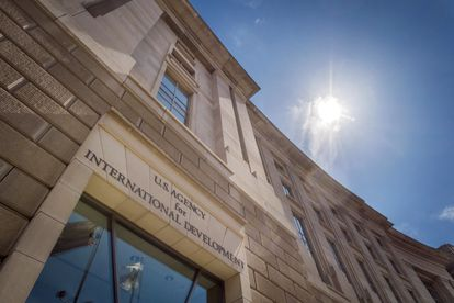 Fachada da sede da Agência de Ajuda Internacional (USAID, em inglês), em Washington.