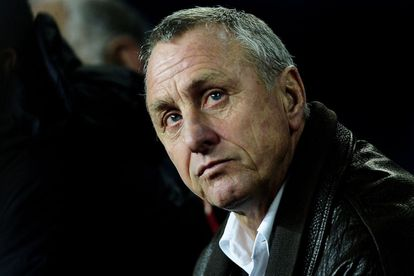 Johan Cruyff, em uma imagem de arquivo.