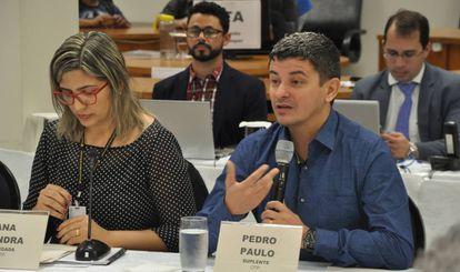 Pedro Paulo de Bicalho, durante um seminário em maio deste ano.