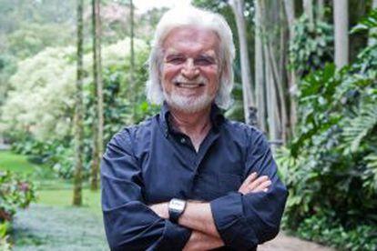Bernardo Paz, proprietário de Inhotim.