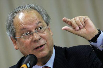 José Dirceu, em foto de 2007. Ele foi preso nesta segunda.