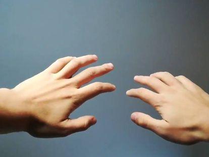 Imagem do trailer com o qual o MIT Media Lab anuncia seu experimento de inteligência coletiva.