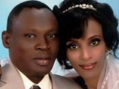 Meriam Ibrahim, depois de ficar 4 meses no cárcere e ser condenada a morte, finalmente foi libertada.