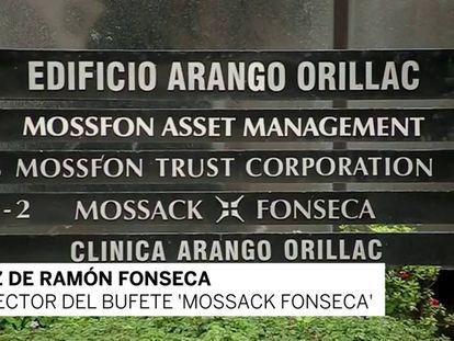 Ramón Fonseca, um dos fundadores da Mossack Fonseca.