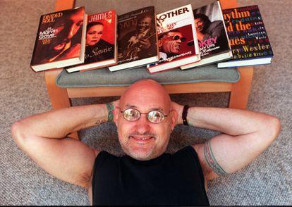 David Ritz, biógrafo de Aretha Franklin, em Los Angeles.