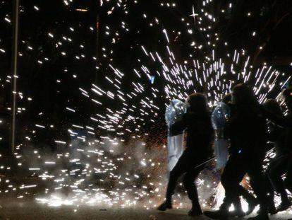 A Marcha da Dignidade toma o centro de Madri com milhares de pessoas