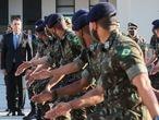 O presidente Jair Bolsonaro durante formatura na Academia Militar dos Agulhas Negras, em Resende (RJ) em 24 de setembro de 2020.