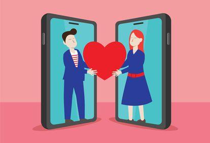 Muitos aplicativos de encontros nos pedem para colocar certos parâmetros para encontrar nosso par ideal, algo que poderia te limitar a conhecer alguém totalmente diferente.