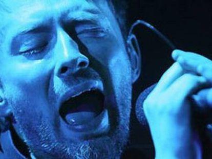 Thom Yorke, do Radiohead.