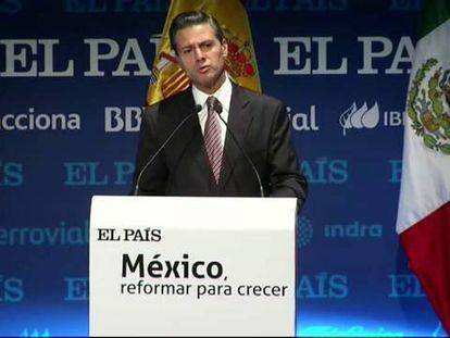 """""""O México decidiu mudar tudo aquilo que não permitia o país crescer"""""""