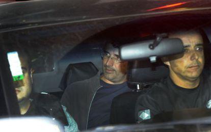 Esteves é transferido para o Presídio Ary Franco, na quinta-feira 26.