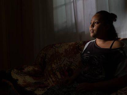 Letícia Nunes, de 15 anos, sobrevivente do massacre na escola de Suzano.
