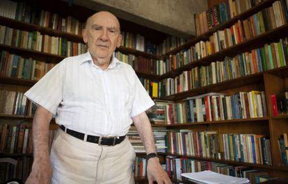 O historiador Boris Fausto.