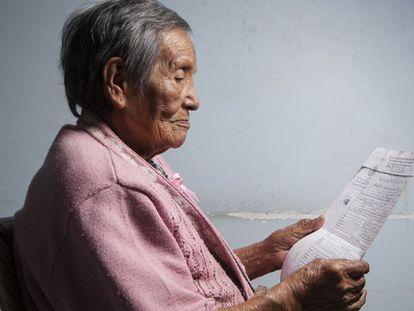 Viver 100 anos sem documentos