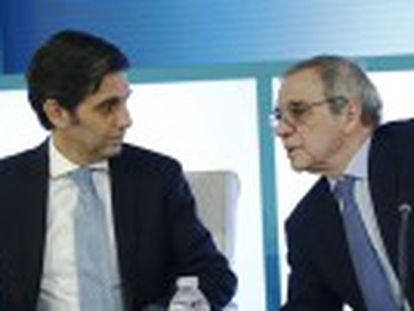 César Alierta coordena substituição à frente da operadora espanhola e nomeia como seu braço direito, Álvarez-Pallete