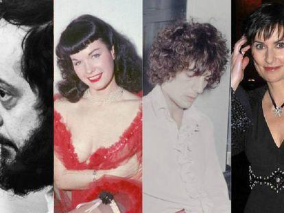 Stanley Kubrick, Bettie Page, Syd Barrett e Enya são alguns dos famosos (contemporâneos ou antigos) que decidiram dar as costas à fama.