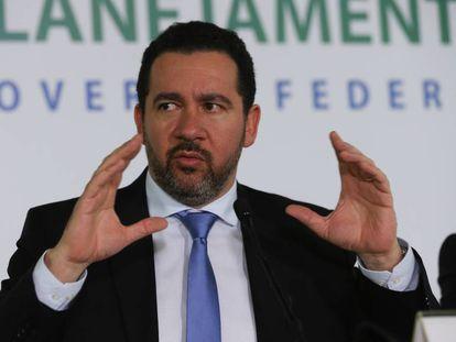 Ministro do Planejamento, Dyogo Henrique de Oliveira.