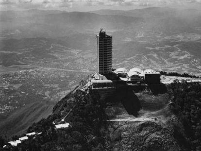 'Hotel Humbold', T. J. Sanabria, Caracas, 1956