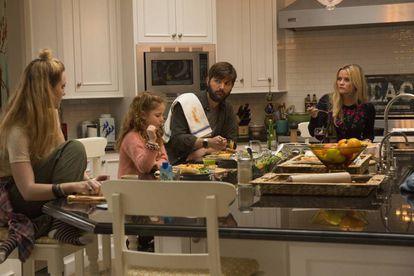 Reese Witherspoon é a chefe da família em Big Little Lies'.