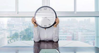 Os horários flexíveis aumentam a produtividade em até 19%.