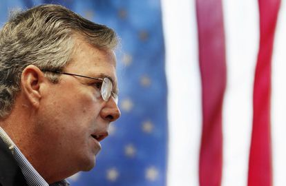 O republicano Jeb Bush é o candidato que possui mais apoio entre os Super PACs.