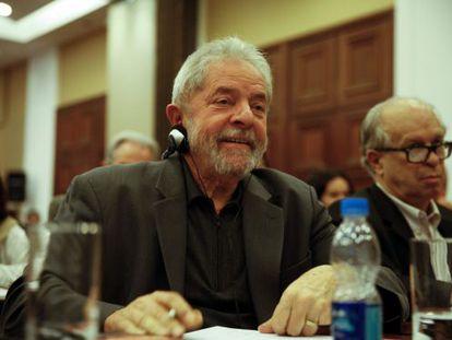 O ex-presidente Lula, em foto de arquivo.