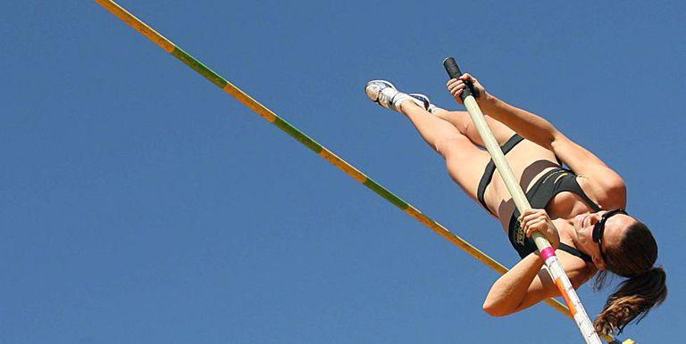 Fabiana Murer quer se despedir com medalha.