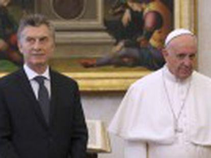 Francisco confirma que não visitará a Argentina em 2016 e evidencia a distância com o novo presidente do seu país